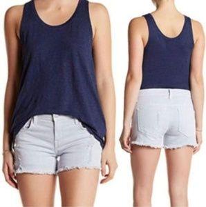 Melrose Distressed Shorts
